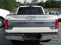 Ford F150 King Ranch SuperCrew 4x4 White Platinum photo #4