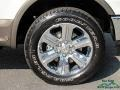 Ford F150 King Ranch SuperCrew 4x4 White Platinum photo #9