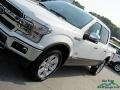 Ford F150 King Ranch SuperCrew 4x4 White Platinum photo #34