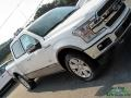 Ford F150 King Ranch SuperCrew 4x4 White Platinum photo #35
