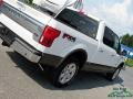 Ford F150 King Ranch SuperCrew 4x4 White Platinum photo #36