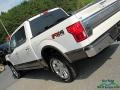 Ford F150 King Ranch SuperCrew 4x4 White Platinum photo #37