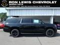 Chevrolet Suburban LT 4WD Black photo #1