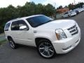 Cadillac Escalade Premium AWD White Diamond Tricoat photo #3