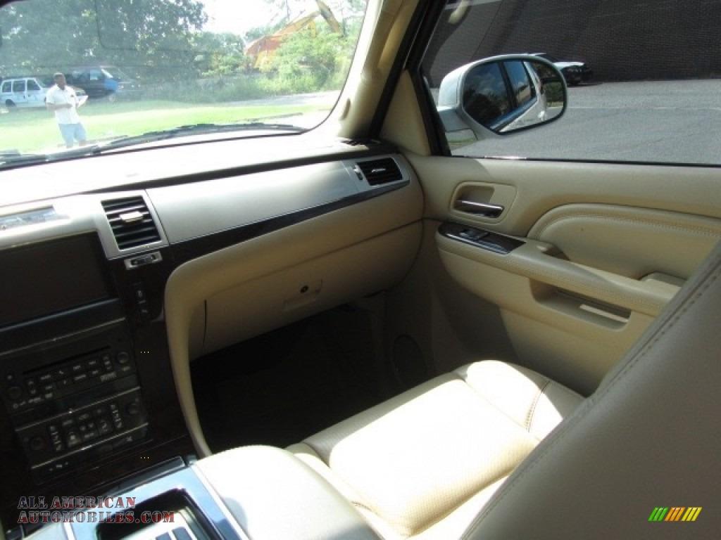 2012 Escalade Premium AWD - White Diamond Tricoat / Cashmere/Cocoa photo #14