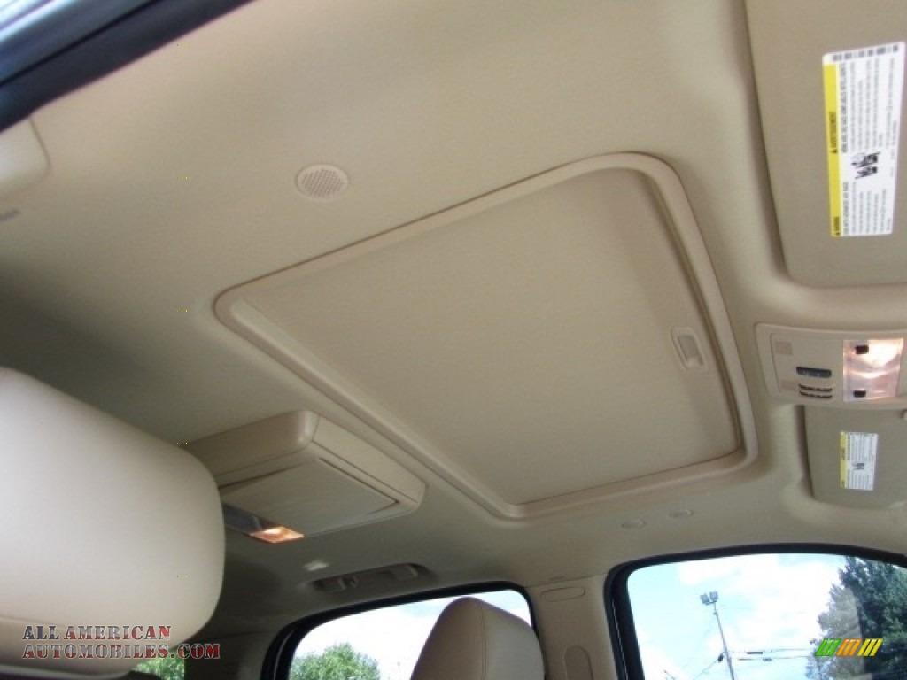 2012 Escalade Premium AWD - White Diamond Tricoat / Cashmere/Cocoa photo #23
