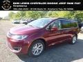Chrysler Pacifica Touring Plus Velvet Red Pearl photo #1