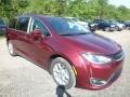 Chrysler Pacifica Touring Plus Velvet Red Pearl photo #7