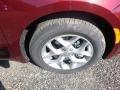 Chrysler Pacifica Touring Plus Velvet Red Pearl photo #9