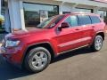 Jeep Grand Cherokee Laredo 4x4 Deep Cherry Red Crystal Pearl photo #2
