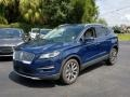 Lincoln MKC Reserve Rhapsody Blue Metallic photo #1
