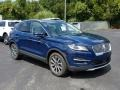 Lincoln MKC Reserve Rhapsody Blue Metallic photo #7