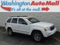 Jeep Grand Cherokee Limited 4x4 Stone White photo #1