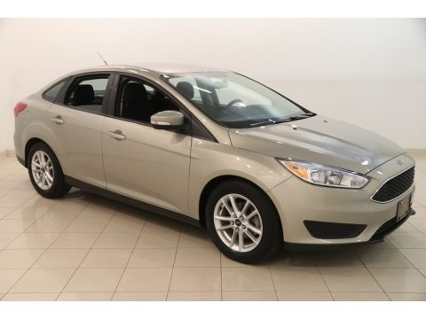 Tectonic Metallic 2015 Ford Focus SE Sedan