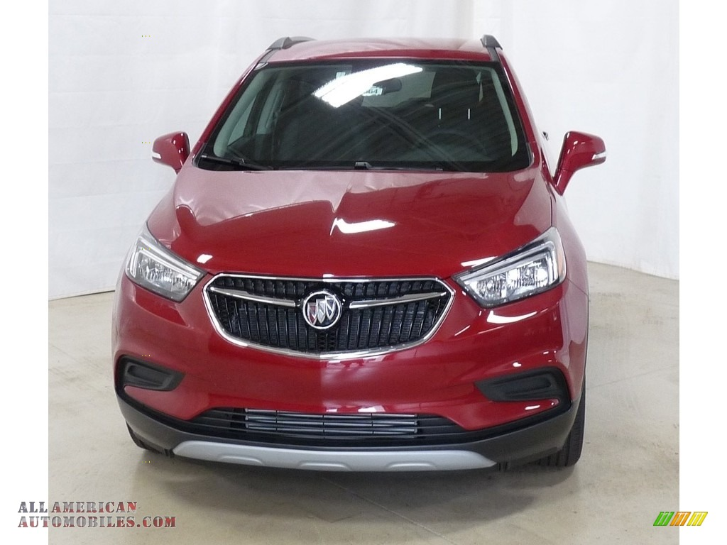 2019 Encore Preferred - Winterberry Red Metallic / Ebony photo #4