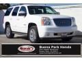 GMC Yukon SLT 4x4 Summit White photo #1
