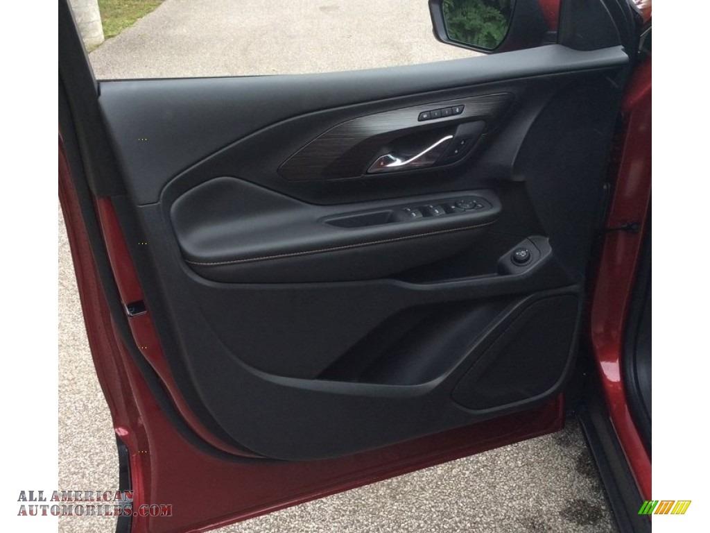 2019 Terrain SLT AWD - Red Quartz Tintcoat / Jet Black photo #7