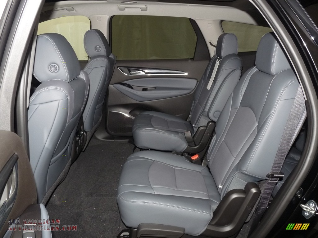2019 Enclave Premium AWD - Ebony Twilight Metallic / Dark Galvanized/Ebony Accents photo #8