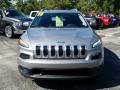 Jeep Cherokee Latitude Plus Billet Silver Metallic photo #8