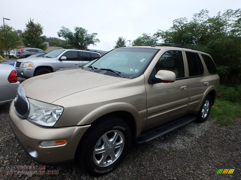 2005 Rainier CXL AWD - Cashmere Metallic / Cashmere photo #1