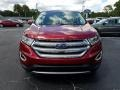 Ford Edge SEL Ruby Red photo #10