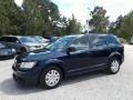 Dodge Journey SE Contusion Blue Pearl photo #1