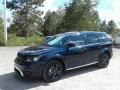 Dodge Journey Crossroad Contusion Blue Pearl photo #1