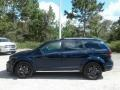 Dodge Journey Crossroad Contusion Blue Pearl photo #2