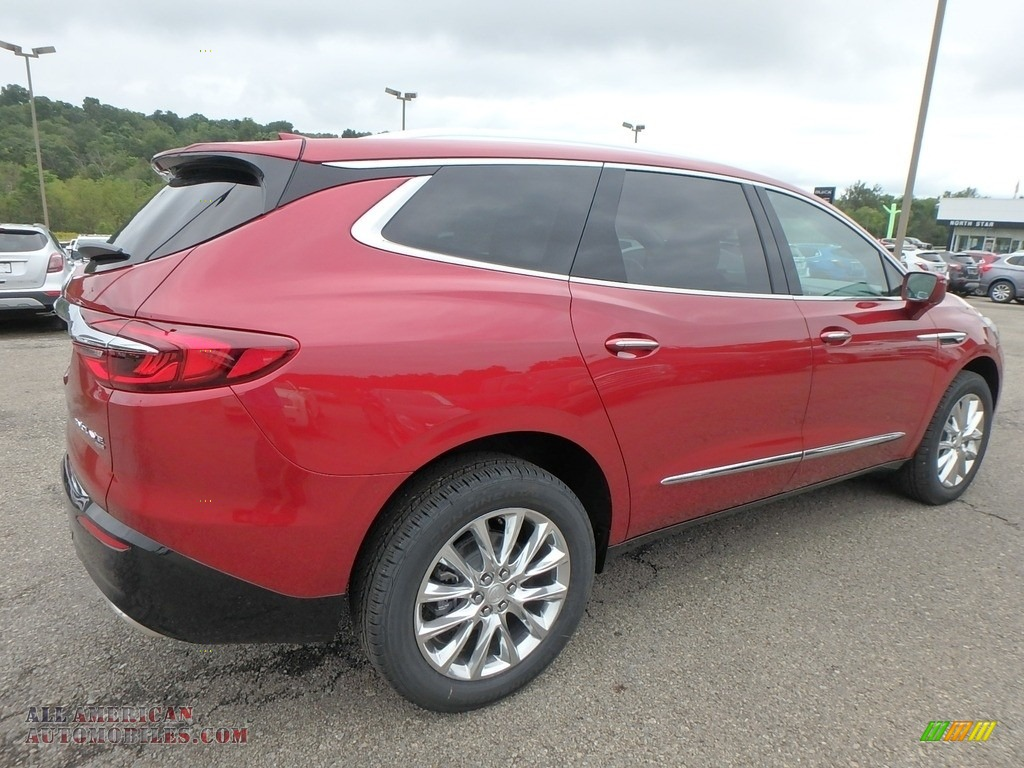 2019 Enclave Premium AWD - Red Quartz Tintcoat / Shale/Ebony Accents photo #5