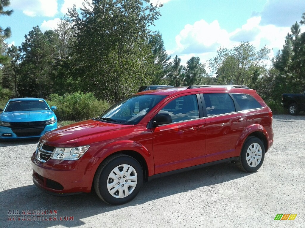 Redline / Black Dodge Journey SE