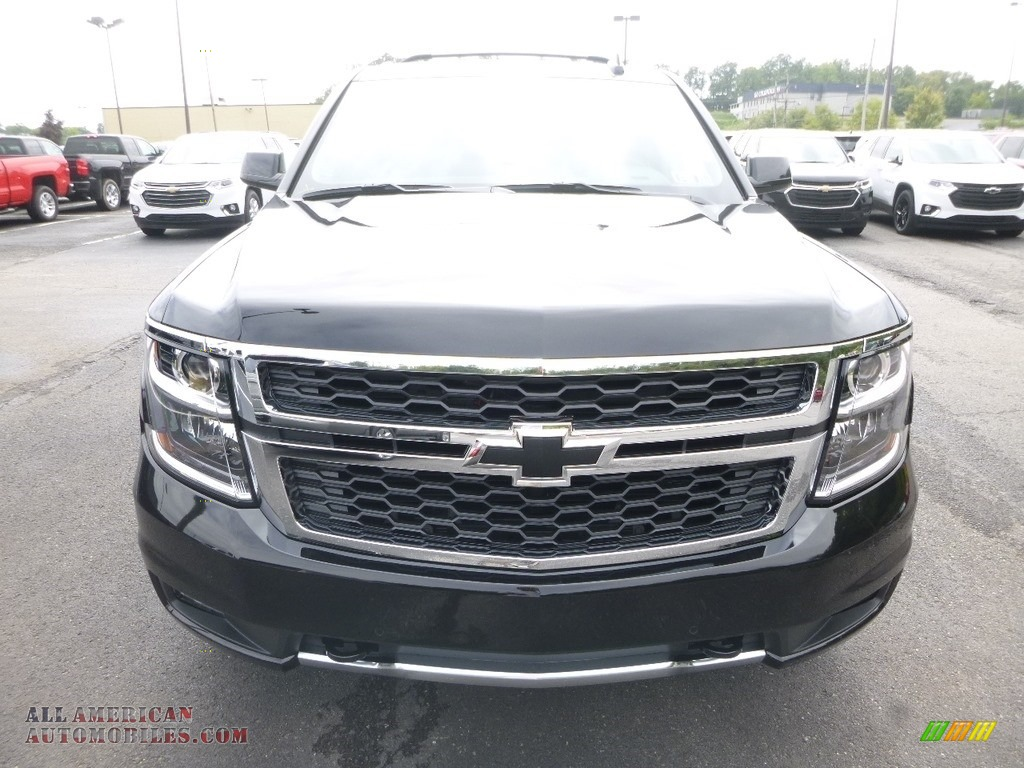 2019 Suburban LT 4WD - Black / Jet Black photo #8