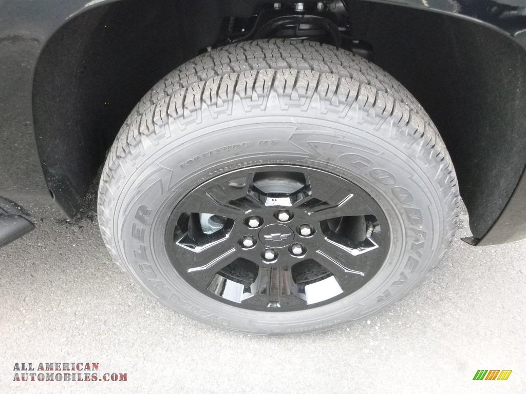 2019 Suburban LT 4WD - Black / Jet Black photo #9