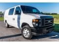 Ford E-Series Van E150 Cargo Van Oxford White photo #1