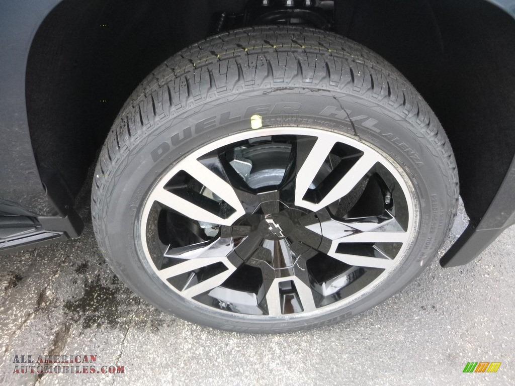 2019 Suburban LT 4WD - Shadow Gray Metallic / Jet Black photo #8