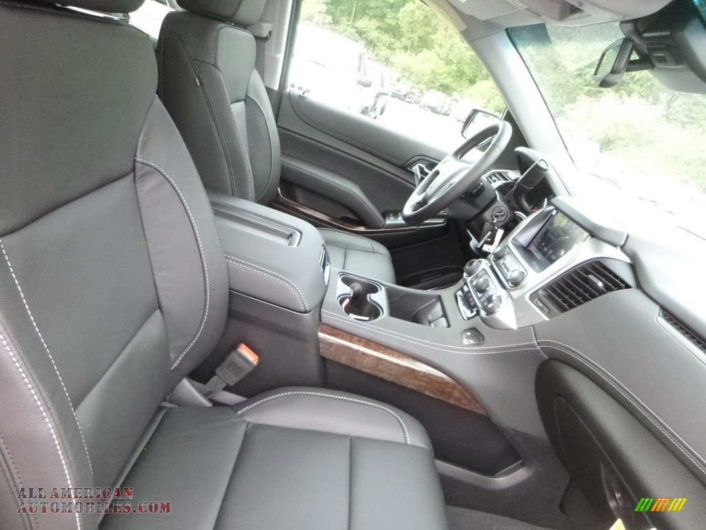 2019 Suburban LT 4WD - Shadow Gray Metallic / Jet Black photo #9