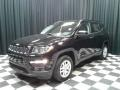 Jeep Compass Sport 4x4 Diamond Black Crystal Pearl photo #2