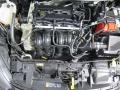 Ford Fiesta SE Sedan Shadow Black photo #28