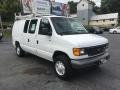 Ford E Series Van E250 Commercial Oxford White photo #4