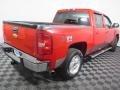 Chevrolet Silverado 1500 LT Crew Cab 4x4 Victory Red photo #8