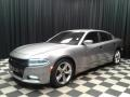 Dodge Charger R/T Billet Silver Metallic photo #2