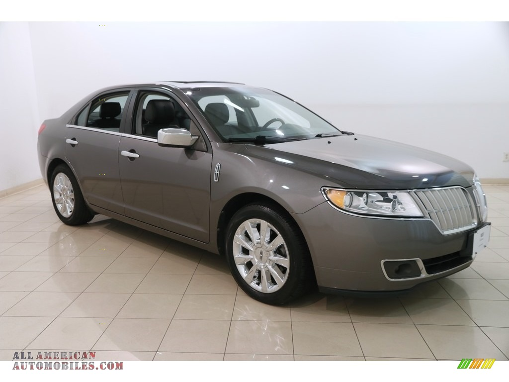 Sterling Gray Metallic / Dark Charcoal Lincoln MKZ FWD