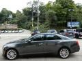 Cadillac CTS 2.0T Luxury AWD Sedan Phantom Gray Metallic photo #2