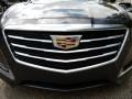 Cadillac CTS 2.0T Luxury AWD Sedan Phantom Gray Metallic photo #9
