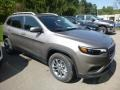 Jeep Cherokee Latitude Plus 4x4 Light Brownstone Pearl photo #5