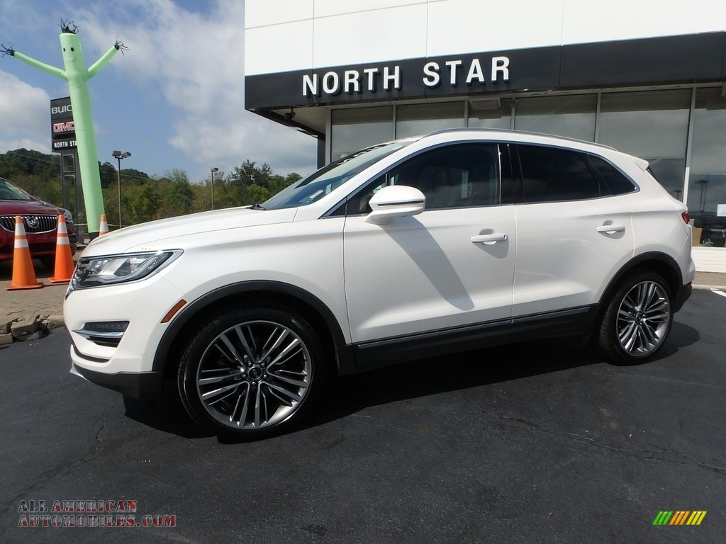 2015 MKC AWD - White Platinum Metallic Tri-coat / Hazelnut photo #1