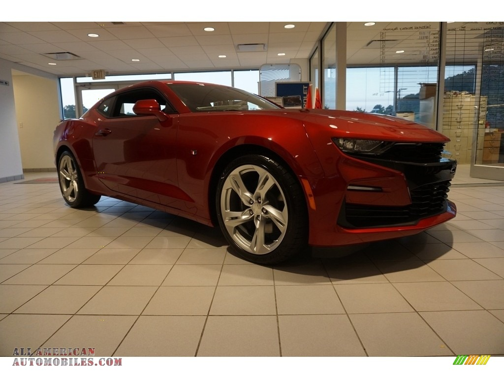 2019 Chevrolet Camaro SS Coupe in Garnet Red Tintcoat ...