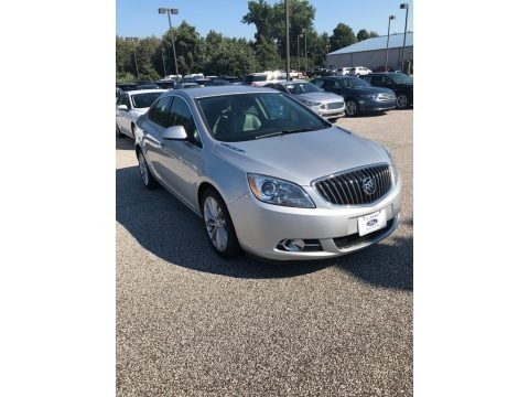 Quicksilver Metallic 2014 Buick Verano Convenience