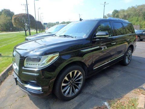 Black Velvet 2018 Lincoln Navigator Select 4x4