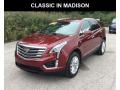 Cadillac XT5 FWD Red Passion Tintcoat photo #1