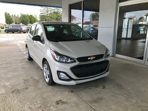 Toasted Marshmallow 2019 Chevrolet Spark LS